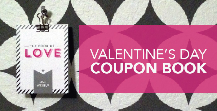 ValentineS Day Coupon Book  Free Printable  Idieh Design