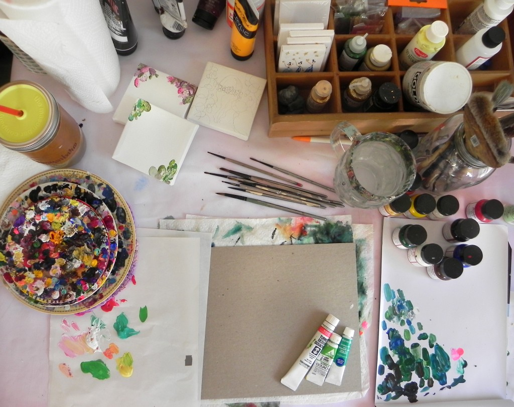 Art Studio | Brand Blogger