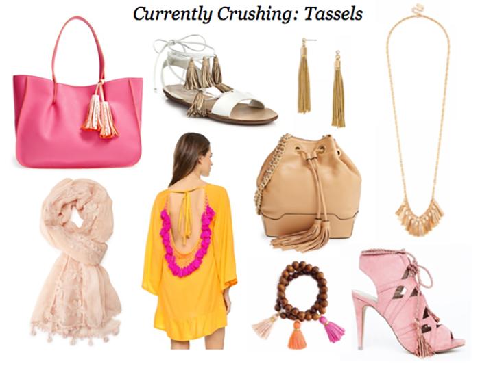Tassels Fashion Trend