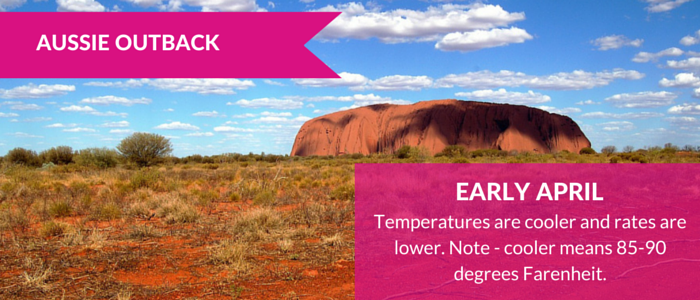 Aussie Outback - How to Afford an Epic Vacation on a Less Than Epic Budget