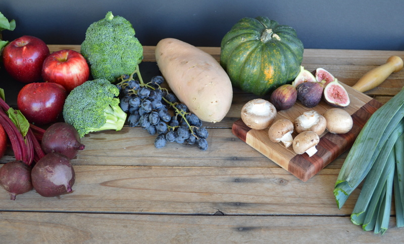 Fresh Fall Produce Guide