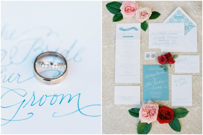 Bright Romantic Wedding Stationery Featured