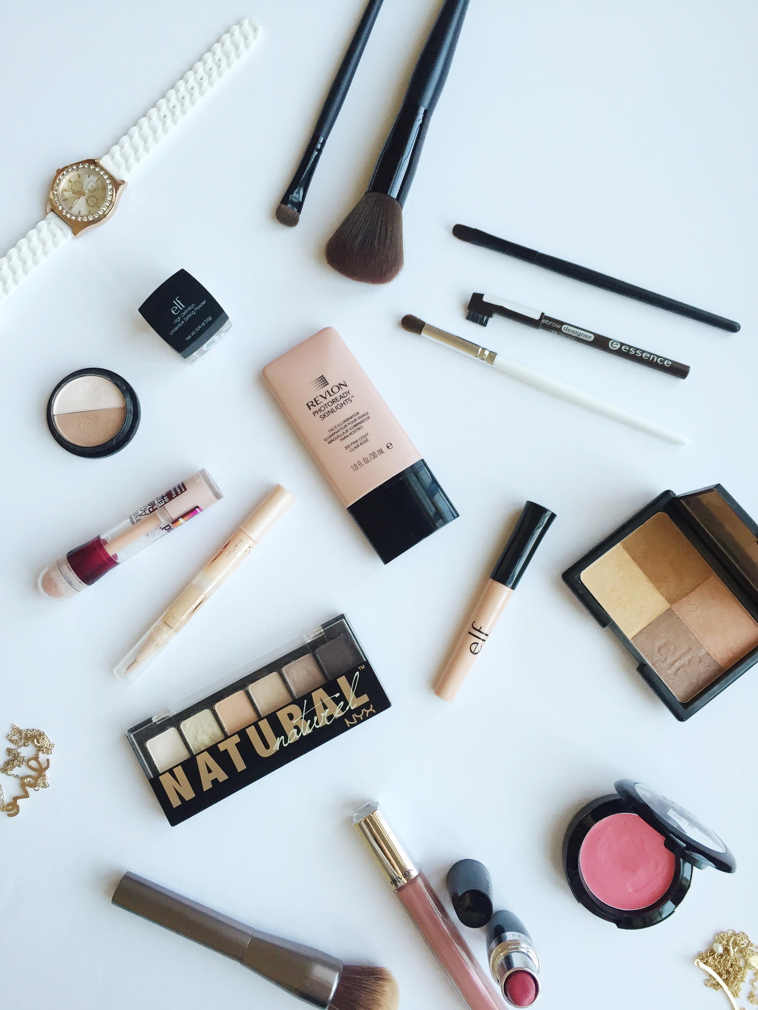 Budget Friendly Makeup Starter Kit