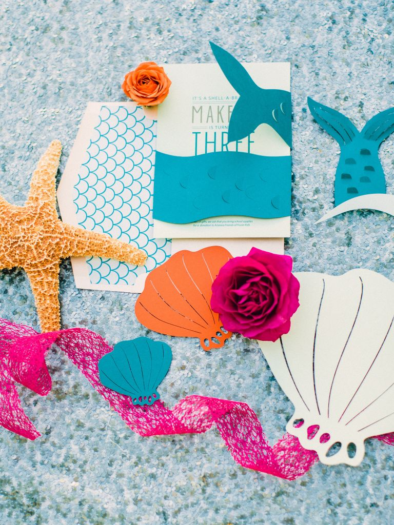 Mermaid Shell-A-Bration